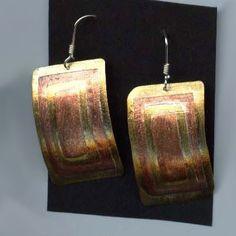 www.gallerysanivia.com  Handmade jewellery  Kolczyki idealne na prezent