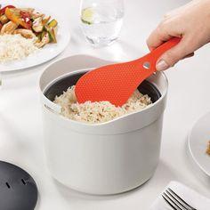 英国Joseph Joseph 2层迷你微波炉专用电饭煲烹饪锅煮饭锅