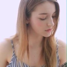 ― Danilova Angelinaさん( 「An unexpected cover of an oldie goodie Bridgit Mendler-Ready or not,filmed by Rotta in the middle…」 Girl Pictures, Girl Photos, Angelina Danilova, Beauty Around The World, Blonde Model, Girl Photo Poses, Beautiful Girl Image, Ulzzang Girl, Woman Face