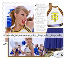 """""""'Cause the players gonna play, play, play, play, play 
