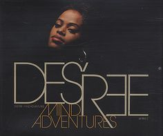 """For Sale - Des'ree Mind Adventures UK  CD single (CD5 / 5"""") - See this and 250,000 other rare & vintage vinyl records, singles, LPs & CDs at http://eil.com"""
