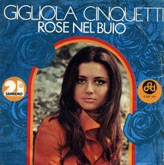 Gigliola Cinquetti vinyl