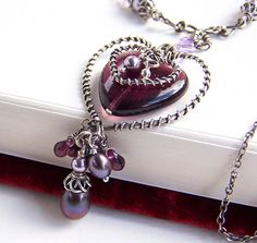 With Love from Me to You by CreativityJewellery.deviantart.com on @deviantART