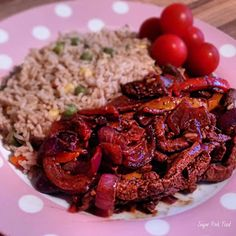 Sugar Pink Food: Slimming World Recipe:- Sizzling Beef Fajita Mix