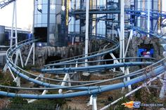 Europa Park Rust, Attraction, Roller, Information, Parcs, Site Web, Scream, Coasters, Germany