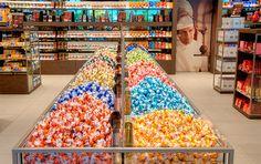 Boutique Lindt One Nation Paris