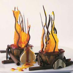Sevgililer gunu L'art de dresser et présenter une assiette comme un chef de la gastronomie... > http://visionsgourmandes.com >