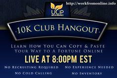 10k club #hangout
