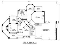 images about Floor Plans on Pinterest   First story  Floor    Comfortable Shingle Style Home Plan     Floor Master Suite  Bonus Room  Butler Walk in Pantry  CAD Available  Corner Lot  Craftsman  Jack  amp  Jill Bath