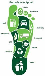 Reduce The Carbon Footprint Contact Us For Your Industrial Recycling Needs Info Colourcodews Com Carbon Footprint Calculator Carbon Footprint Footprint