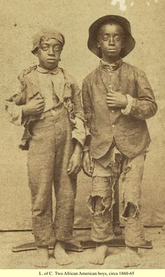 African American Slave Children <b>slavery</b> jim's journey Black History Books, Black History Facts, History Pics, Afro, Vintage Magazine, Person Of Color, Vintage Black Glamour, American Children, Civil War Photos