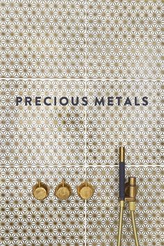 precious metals / rounding the up on sfgirlbybay