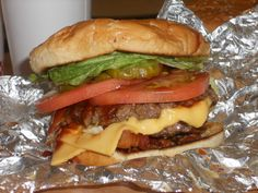 Five Guys Burger - Medford