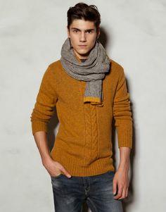 Best Scarves for Men F/W 2012