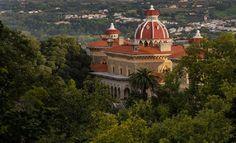 Palácio de Monserrate  Sintra, Portugal  Foto: Vitor Cabral  #Sintra #Portugal