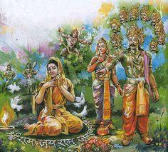 Have Ultimate Fun: 35. Hanuman Met Sita (Devotional)