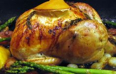 BBQ Chain Restaurant Recipes: Country Roast Chicken