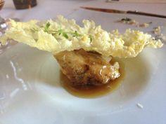 Pechuga de pollo asada #LaFinca #Blogtrip - @Garbancita