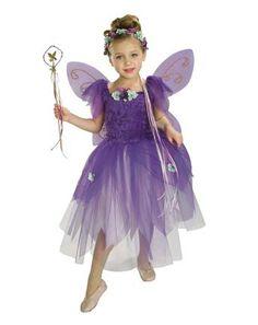 Plum Pixie Child #fairy