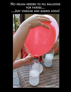 Home made Helium