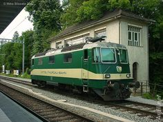 #Swiss Normal Gauge (1435 mm) Electric Locomotives