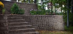 ACME Block and Brick Inc. - Retaining Walls
