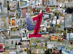 Muhterem'le Sergiye: 2016 İSMEK FESHANE SERGİSİ (1)
