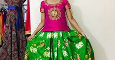 Indian Celebrity, South Indian and Bollywood actresses Salwar Kameez Collection at one place and Latest Traditional Kids Dresses, Lehenga Designs