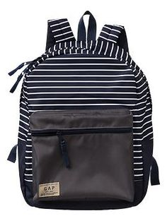 Senior nylon backpack | Gap