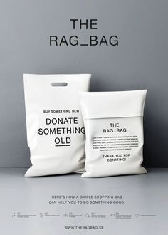 Shopping Bags Turn Inside Out to Become Recycling Mailers Clothing Packaging, Fashion Packaging, Bag Packaging, Retail Packaging, Packaging Design, Branding Design, Ecommerce Packaging, Beauty Packaging, Cosmetic Packaging