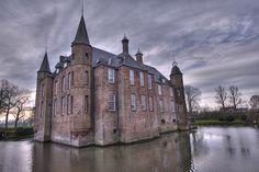 Slot Zuylen Castle (moated), 13th Century, Dutch