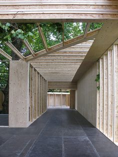 Carmody Groarke > Frieze Art Fair 2011 #architecture