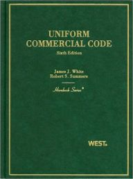 Hornbook on Uniform Commercial Code, 6th Edition / Edition 6 by James J. White Download