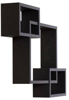 Modern shelving unit