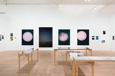 Wolfgang Tillmans, Installation view at Moderna Museet, Stockholm, 2012
