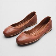 Frye ballet shoes