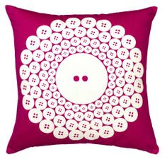 Buy Graduate Collection Button Cushion from our Cushions range - Tesco.com