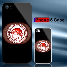 Olympiakos Piraeus iPhone 5 Case Indie Brands, Buy And Sell, Iphone, Stuff To Buy, Free