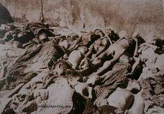 Armenian genocide. THESE WERE CHILDREN  :(