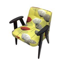 """Fotel """"Chierowski 366"""", lata 60."""