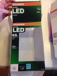 New led bulb for kitchen- will need more