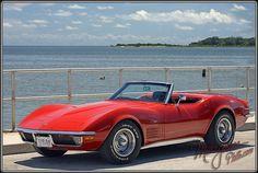 ✯ 1970 Corvette  70s vettes are by far my favorite