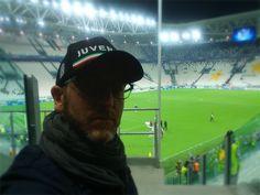 My first time in Juventus Stadium! #juventus #juventusstadium