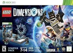 LEGO Dimensions Starter Pack  Xbox 360 LEGO Dimensions Starter Pack *** You can get additional details at the image link. Note:It is Affiliate Link to Amazon.