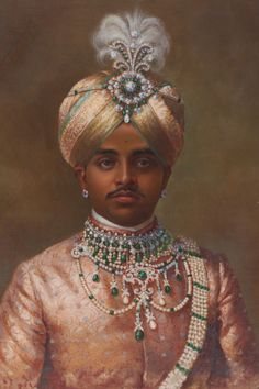 Vogue.com UK - The V&A Maharaja exhibition opens in London