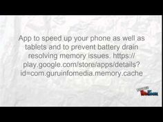 Download You Clean Memory Booster for Android Phone