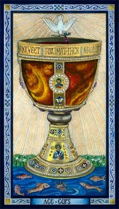 Byzantine-Tarot-If you love Tarot, visit me at www.WhiteRabbitTarot.com
