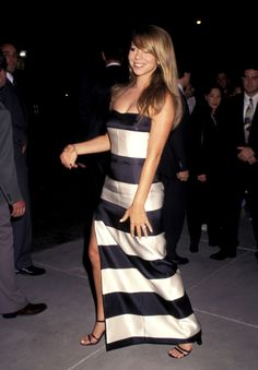 25 Times Mariah Carey's '90s Style Was On Point | The Huffington Post Canada Style