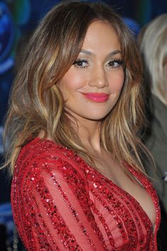13 balayage highlights and hair color ideas to try for a change: Jennifer Lopez