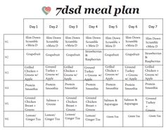 It is time to fulfill one of my March goals by completing Tone It Up's 7 Day Slimdown (7DSD)! I've attempted the plan before, but I've never really finished it because of a lack of organization/just not feeling like it. I can't guarantee that this time will be different, but I'm going to give it my...